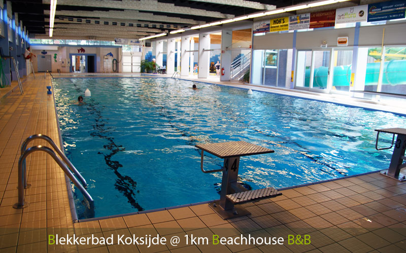 Piscine nieuwpoort for Piscine koksijde