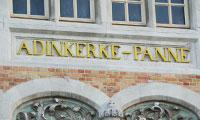 station, train, de panne, adinkerke, plopsaland