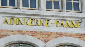 treinstation, adinkerke, de panne, plopsaland
